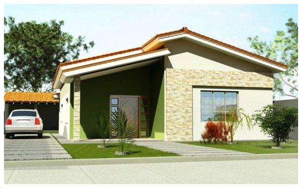 Fotos de casas modernas por fuera fachadas encuentra for Modelo de casa x dentro